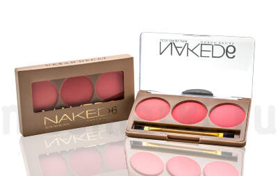 Urban Decay Naked 6 Color Blush