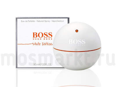 Hugo Boss White Edition