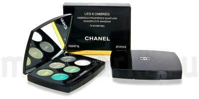 Chanel Les 6 OMBRES 18g