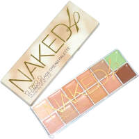 Urban Decay Naked 4 Camouflage Cream Palette