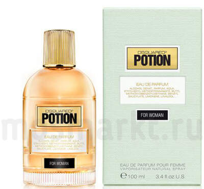 Dsquared Potion For Woman