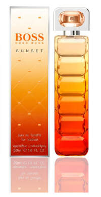 Hugo Boss Orange Sunset