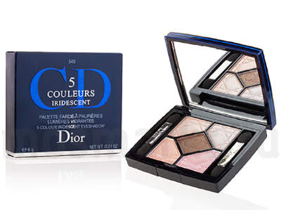 Christian Dior 5 Couleurs Iridescent 549