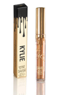 Kylie Bithday Edition Metal Matte Lipstick