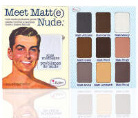 The Balm Meet Matte Nude