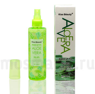 Kiss Beauty Aloe Vera Make Up Fix