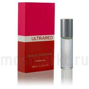 Масляные духи Paco Rabanne Ultrared