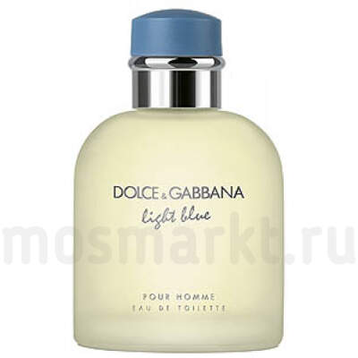 Dolce and Gabbana Light Blue Pour Homme (тестер)