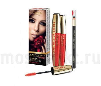 L'oreal Volume Million Lashes Excess 3 in 1