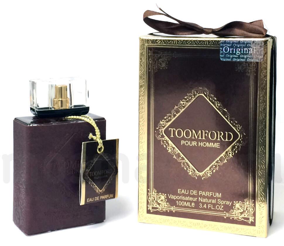 Toomford Pour Homme арабские духи купить цены на парфюм в