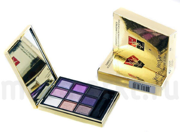 Yves Saint Laurent Ombres 5 Lumieres 9 Colour Harmony for Eyes