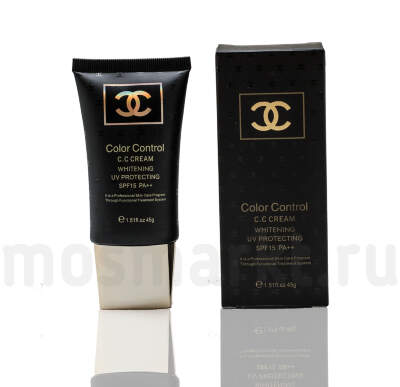 Chanel Color Control CC Cream