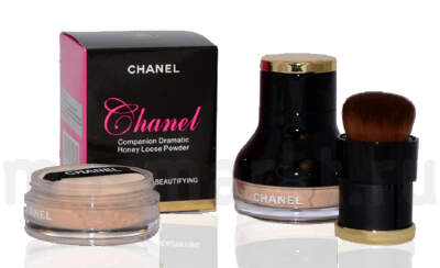Chanel Companion Dramatic Honey Loose Powder