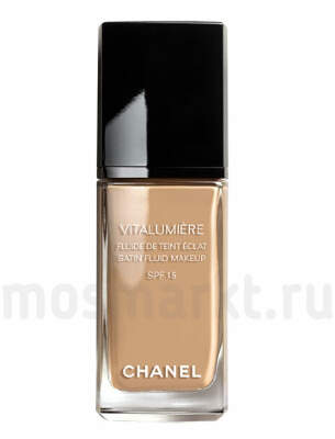 Chanel Vitalumiere Satin Smoothing Fluid