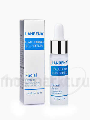 Сыворотка для лица Lanbena Hyaluronic Acid Facial Serum