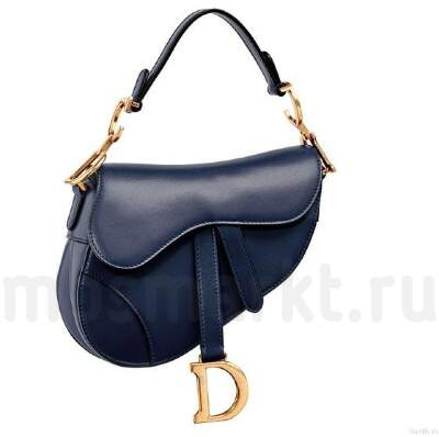Christian Dior Saddle Dark