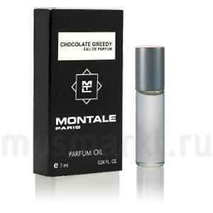 Масляные духи Montale Chocolate Greedy