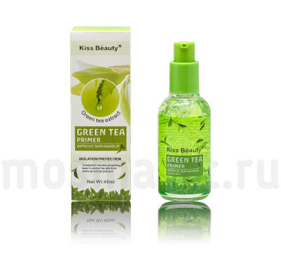 Kiss Beauty Green Tea Primer