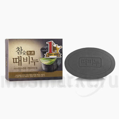 Мыло для тела Mukunghwa Charcoal Body Soap