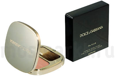 Dolce and Gabbana The Blush