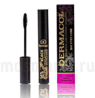 Dermacol Black Sensation