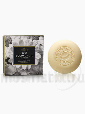 Туалетное мыло Mukunghwa Rossom Chamomile Pure Coconut Oil