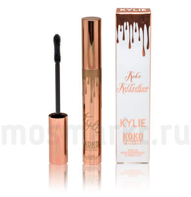 Kylie Koko Thick Waterproof Stretch Mascara