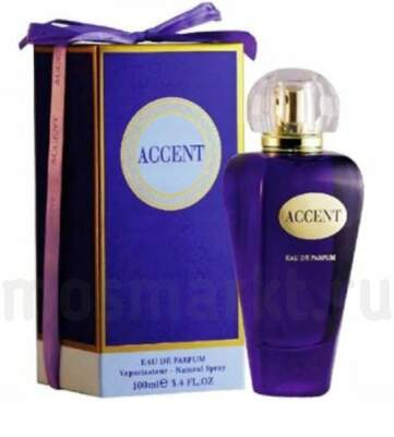ACCENT for Women