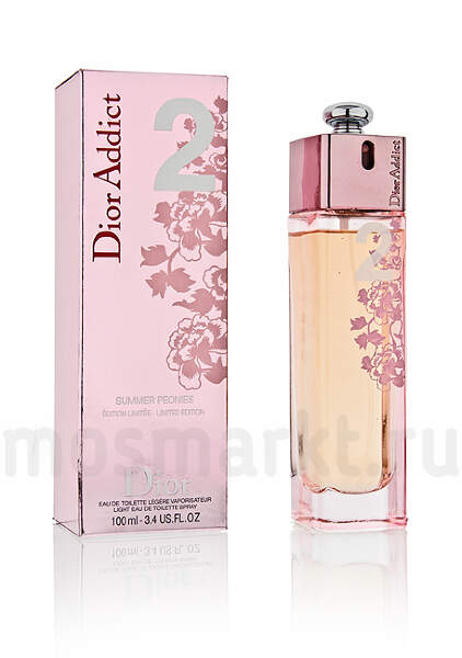Christian Dior Addict 2 Summer Peonies