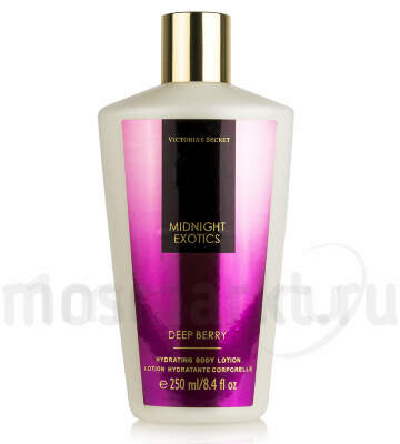 "Лосьон для тела Victoria`s Secret Hydrating Body Lotion ""Midnight Exotics Deep Berry"""