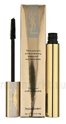 Yves Saint Laurent Thick Slim Curling Mascara Waterproof