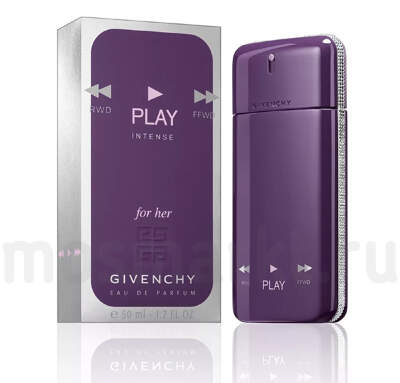 Givenchy Play for Her Intense