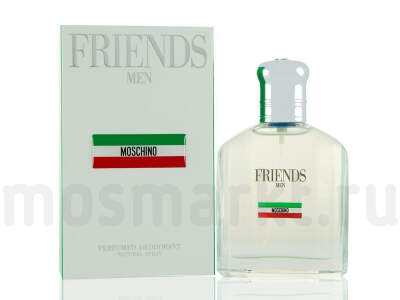 Moschino Friends Men