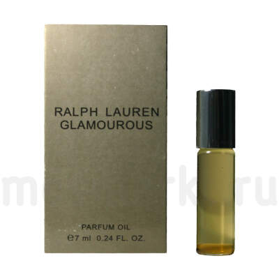 Масляные духи Ralph Lauren Glamourous