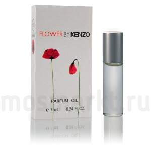 Масляные духи Kenzo Flower by Kenzo