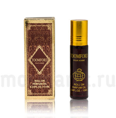 Масляные духи Toomford Pour Homme