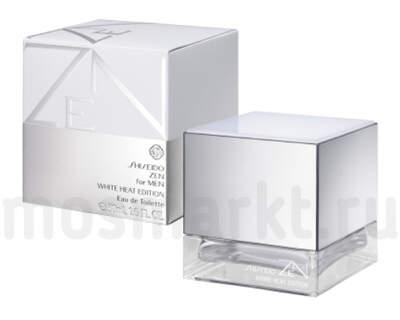 Shiseido Zen for Man White Heat Edition