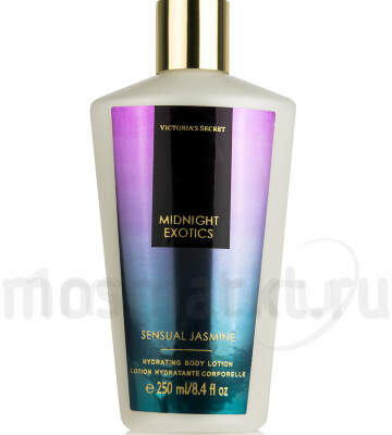 "Лосьон для тела Victoria`s Secret Hydrating Body Lotion ""Midnight Exotics Sensual Jasmine"""