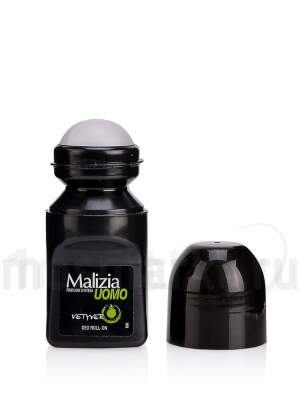 Дезодорант Malizia UOMO Vetyver Deo Roll-On