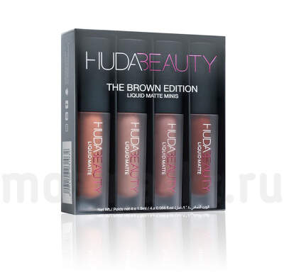 Huda Beauty The Brown Edition