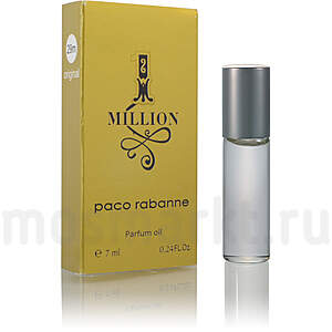 Масляные духи Paco Rabanne 1 Million