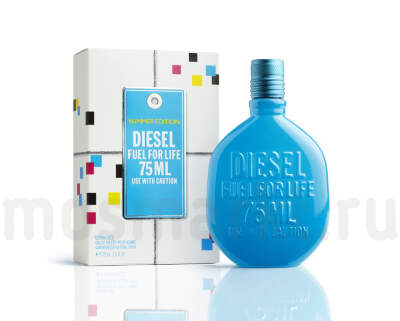 Diesel Fuel For Life Homme Summer Edition