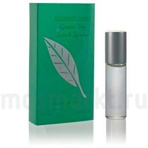 Масляные духи Elizabeth Arden Green Tea