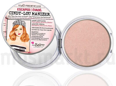The Balm Cindy-Lou Manizer Aka The Con-tour Artist