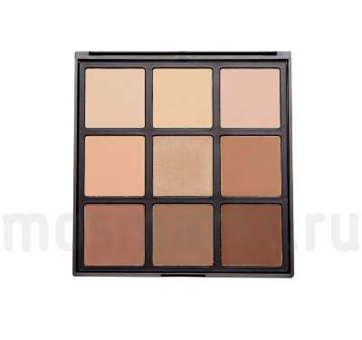 Color Highlight/Contour Palette 9C