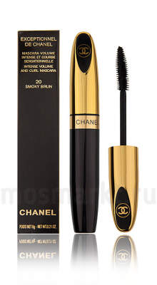 Chanel Exceptionnel de Chanel Smoky Brun