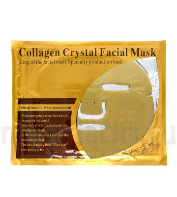 Маска для лица Collagen Crystal Facial Mask