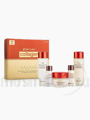 Подарочный набор 3W Clinic Collagen Skin Care 3 Set