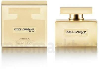 Dolce and Gabbana The One for Woman 2014 Edition