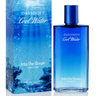 Davidoff Cool Water Man Into The Ocean
